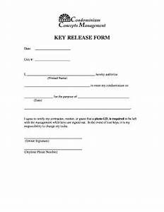 key employee release form related keywords key employee With employee key holder agreement template