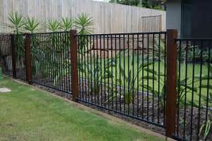 Style Idea Fence Aluminium Mode Glass Fencing Balustrade Australium Hipages Au The Dramatic Fence Designs For Your Front Yard