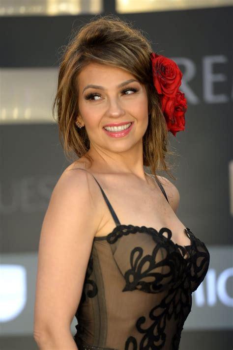 Thalia's Dress at Premio Lo Nuestro 2016 | POPSUGAR Latina ...