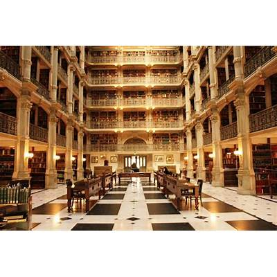 Awesome American Libraries You Have to See (and Visit)