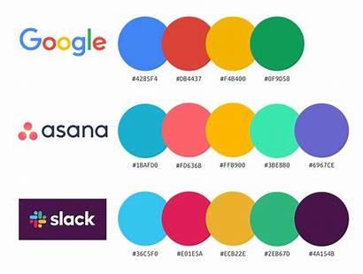 Brand Schemes Colors Colour Palette Meaning Google