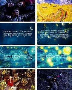 Dr Who Van Gogh Quotes. QuotesGram