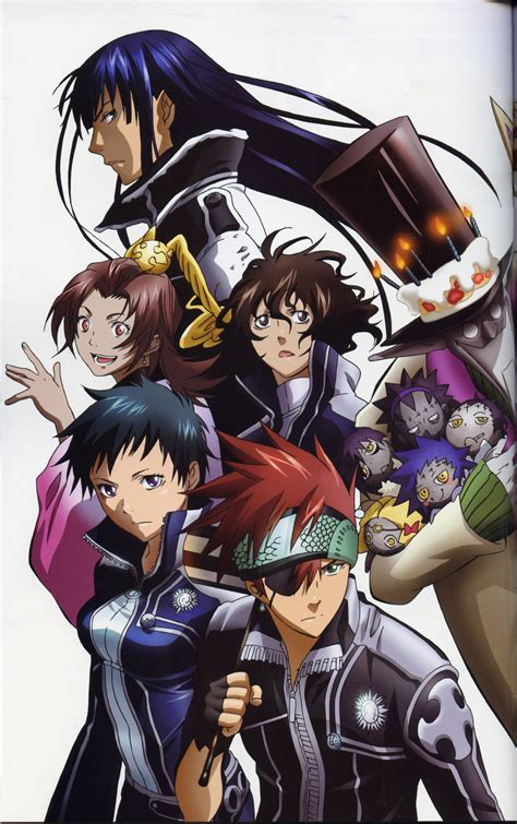 foto de Sachiko (D Gray man) Zerochan Anime Image Board