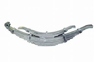 The Advantages And Drawbacks Of Leaf Springs