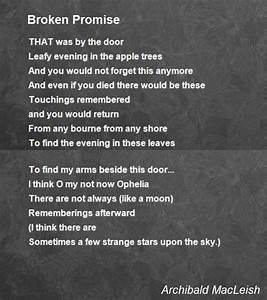 Promise Quotes And Poems. QuotesGram