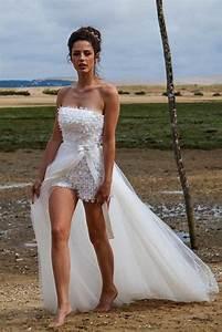 431 best robes de mariee look mariage images on pinterest With robe pour mariage cette combinaison pendentif marie