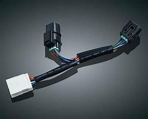 Kuryakyn Rear Accessory Harness  Honda Gl1800 Gold Wing  U0026 F6b