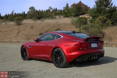 2016 jaguar f type s review row your own w