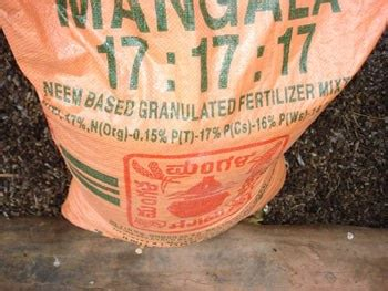 Indeed, coffee ground contains a healthy amount of nitrogen, potassium, and phosphorus. Neem Based Fertilizer Use Efficiency - EcoFriendly Coffee