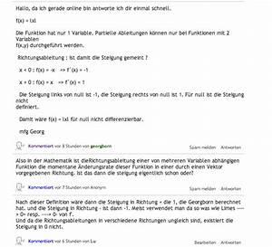 Norm Berechnen : partielle ableitung und richtungsableitung bei f x x ~ Themetempest.com Abrechnung