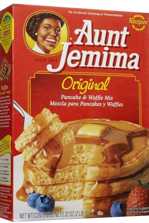 Aunt Jemima's Heirs Say Quaker Oats Owes Them $2 Billion