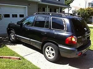 Sell Used 2003 Hyundai Santa Fe Gls 5
