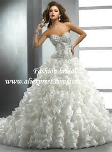 wedding dress corset top high low gown corset top wedding dress sweetheart appliques and beaded bandage bridal gown