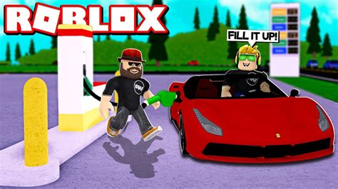 That Is On Gas build your own gas station in roblox simulator
