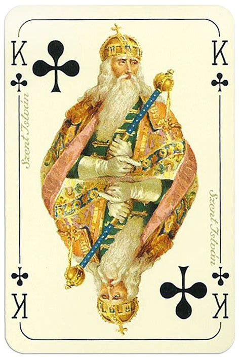 4 kings casino & card club. King of clubs card from Magyar Kiralyok Romi deck | Club card, Hearts playing cards, Cards