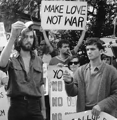 Image result for vietnam war protests images
