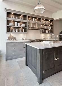 modern grey kitchen 2273