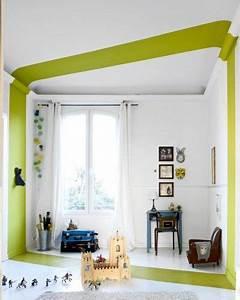 Decoration Peinture : jugando con los colores 8 habitaciones infantiles ~ Nature-et-papiers.com Idées de Décoration