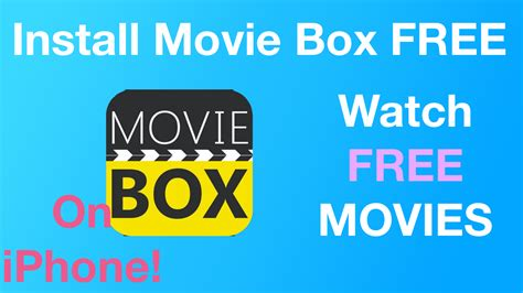 how to install moviebox on iphone install box for free no jailbreak for