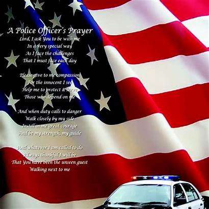 Enforcement Police Law Prayer Officer Officers Wallpapers