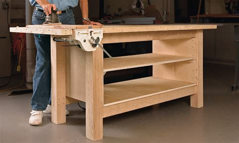 rock solid plywood bench startwoodworkingcom
