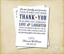 wedding gift thank you notes sle wedding thank you notes 10 free documents in pdf word