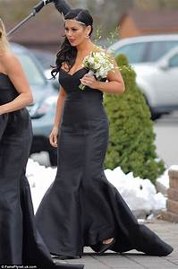 jwoww in fitted black dress for snooki39s great gatsby With post pregnancy dresses for wedding