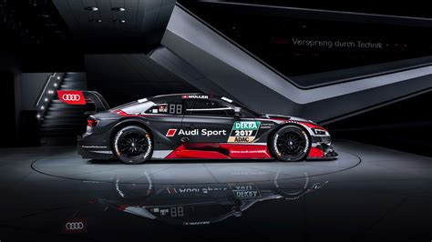 2018 Audi RS 5 Coupe DTM 4K Wallpaper | HD Car Wallpapers ...