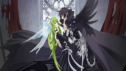 Geass Lelouch Code Cc Lamperouge Wallpapers Anime