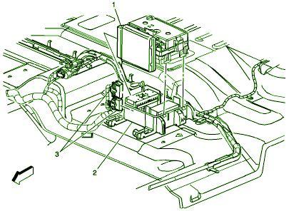 Carfusebox Fuse Box Diagram For Gmc Envoy Body Control