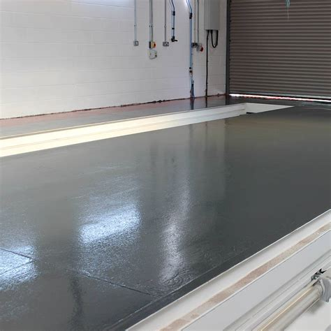 garage floor paint epoxy uk rizistal fast cure epoxy floor paint coating 9 colours