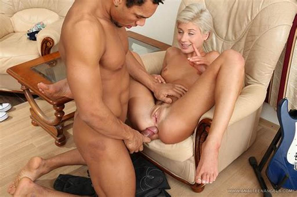 #Pretty #Blonde #Victoria #Tiffani #Has #Hot #Sex #With #Black #Boy