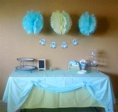 baby shower table decor delight inspired boy baby shower table decor