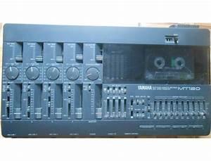 Yamaha Mt120 Multitrack Cassette Recorder Reviews  U0026 Prices