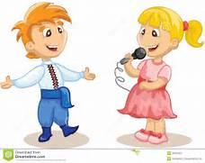 children singing clipart children singing dancing 38067827 jpg  Child Dancing Clipart