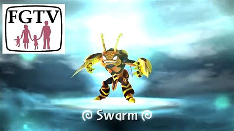 Skylanders Giants Swarm Hd Trailer