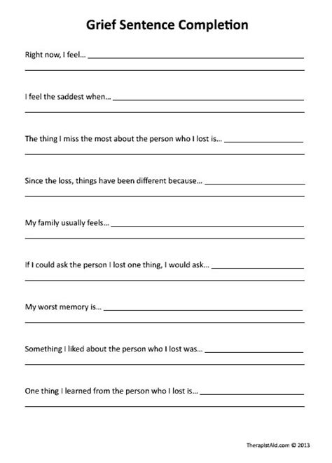 25 best ideas about therapy worksheets on