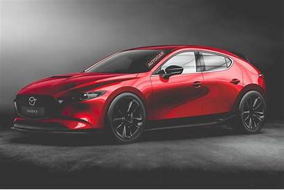 Mazda Mazda3 Mps Golf Vw Gti Autocar