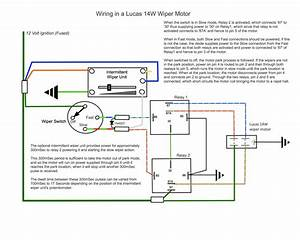 Dr3 Wiper Motor  2 Wires   - Page 2 - Tr4  4a Forum