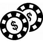 Svg Casino Icon Betting Cdr Onlinewebfonts Fun88