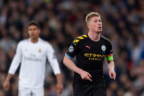 The Reasons Why Kevin De Bruyne Deserves to Win the UEFA ...
