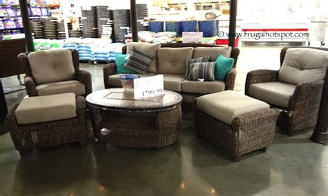 kirkland braeburn patio furniture furniture frugal hotspot part 8
