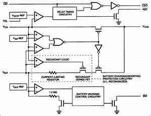 Ds1312 Nonvolatile Controller With Lithium Battery Monitor