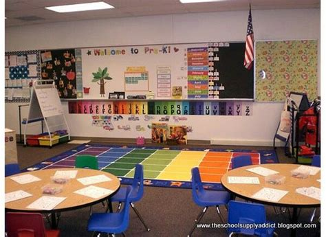 Theme Template Room B 2nd Floor by 78 Best Images About Prek Classroom Setup On Pinterest