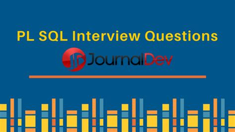 ora 00942 table or view does not exist pl sql interview questions and answers journaldev