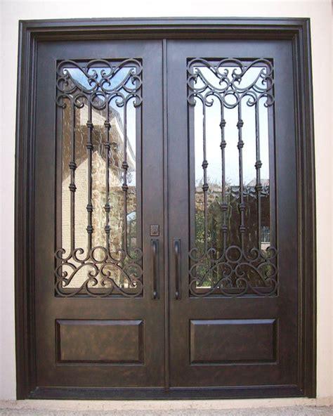 mediterranean iron doors mediterranean front doors