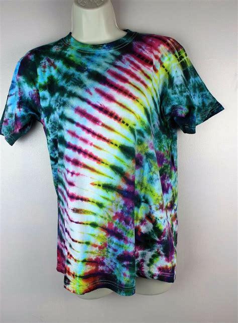 t shirt batik s 5xl tie dye t shirt top retro festival batik tye die t shirt nepal td1 ebay