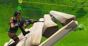 Fortnite Ghost Peeking Bug Appears Fixed By Epics Latest