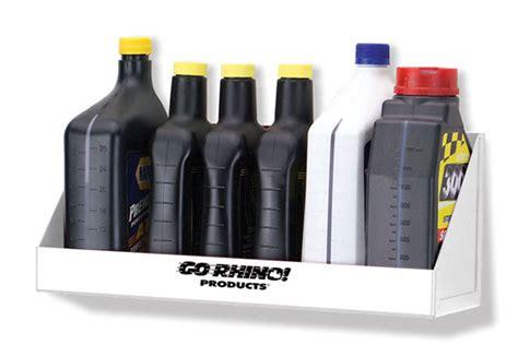 Go Rhino Oil Shelf, Go Rhino Garage Motor Oil Shelves