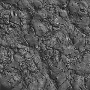 Coal Closeup Seamless Tileable Texture   Stock Photo ...